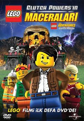 "Lego""The Adventures Clutch Powers- Lego ""Clutch Power'in Maceralari"