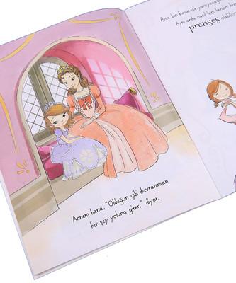 Disney Prenses Sofia Öykü Kitabı