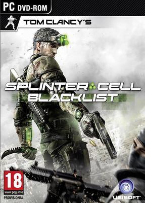 Splinter Cell Blacklist STD. PC