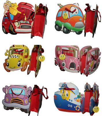 Funny Bags Cars