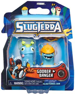 Slugterra Sülük Figür İkili Paket Seri 1 51448