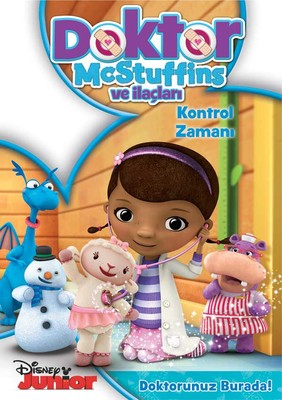 Doc Mcstuffins: Time For Your Check-Up - Doktor Mcstuffins ve İlaçları: Kontrol Zamanı