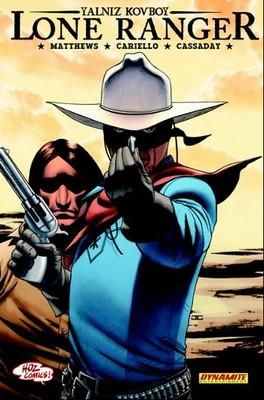 Lone Ranger 4 - Yalnız Kovboy
