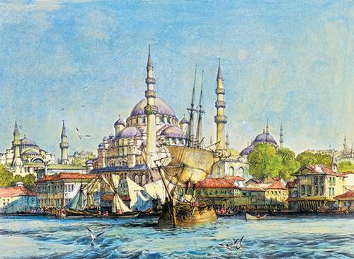 Anatolian Yeni Cami ve Ayasofya / Yeni Jami and St. Sophia 3166