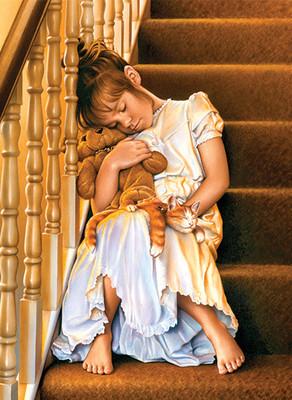 Anatolian Merdivende Şekerleme / A Sleep On The Stairs 3190