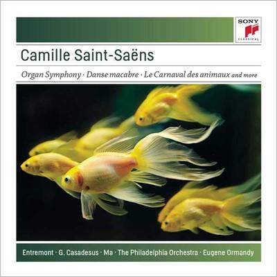 Saint-Saens: Organ Symphony; Bacchanale
