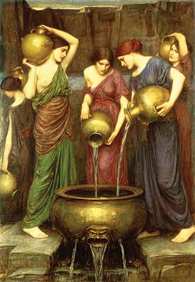 Anatolian Danaus'un Kızları / Danaides 3926