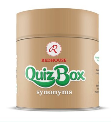 Redhouse Quiz Box Synonyms
