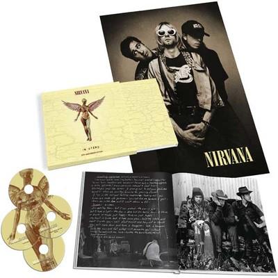 In Utero (3CD+DVD Super Deluxe Edition)