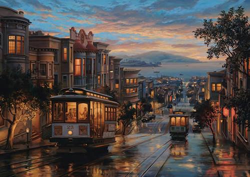 Anatolian San Francisco Sokaklari / Cable Car Heaven 4531