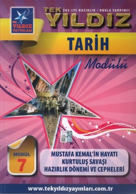 Tarih Modül 7 - Mustafa Kemal'in Hayatı Kurtuluş Savaşı Hazırlık Dönemi ve Cepheleri