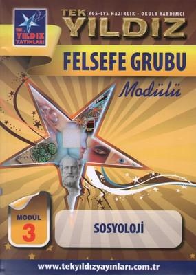 Felsefe Grubu Modül 3 - Sosyoloji