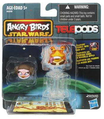 Star Wars Angry Birds Absw Telepods 2'Li Figür A6058
