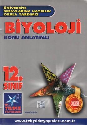12. Sınıf Biyoloji Konu Anlatımlı