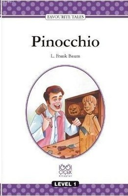 Pinocchio Level 1 Books