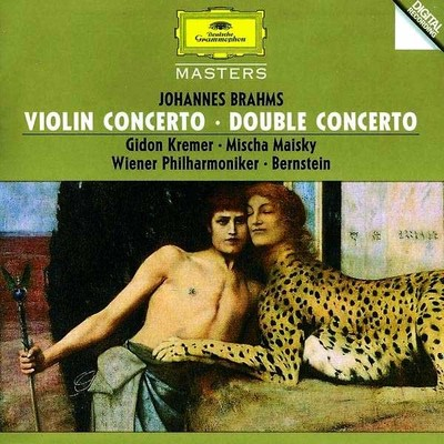 Brahms: Violin Concerto, Double Concerto [Wiener Philharmoniker Leonard Bernstein]