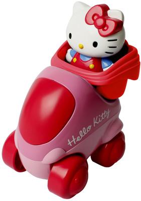 Hello Kitty Sallanan Arabasi 65007
