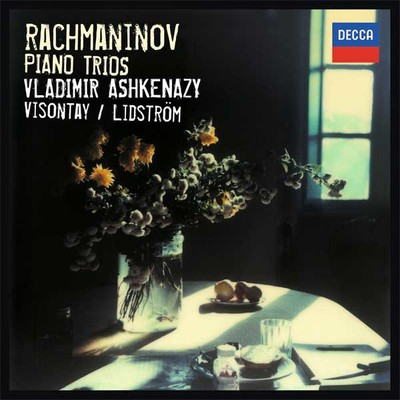 Rachmaninov: Piano Trios [Zsolt-Tihamér Visontay, Mats Lidstrom]