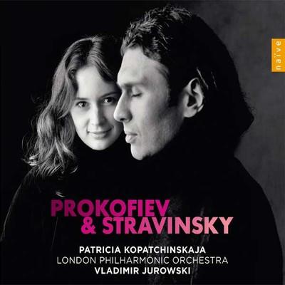 Stravinsky; Prokofiev: Violin Concertos-London Philharmonic Orchestra