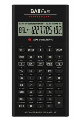 Texas Instruments BA II Plus Professional Finansal Hesap Makinesi