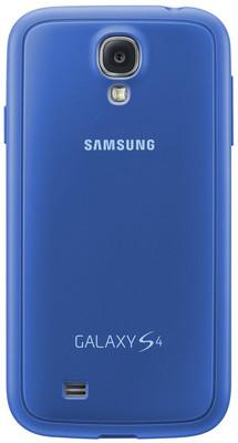 Samsung Galaxy S4 Koruyucu Kılıf (Pouch) Mavi EF-PI950BCEGWW**60904037075004