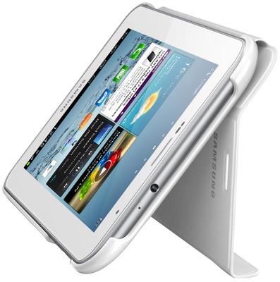 """Samsung Galaxy Tab 3 8"""" Kapaklı Kılıf Beyaz EF-BT310BWEGWW**60923037029002"""