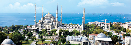 Anatolian Sultan Ahmet Cami 1000 Parça 3194