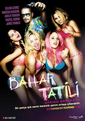 Spring Breakers - Bahar Tatili