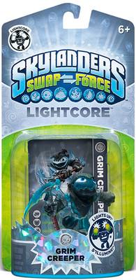 Skylanders Swap Grim Creeper Lightcore