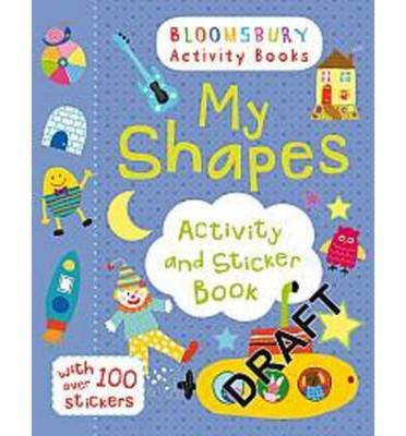 My Shapes Sticker Activity Book (Maths Activity Books)