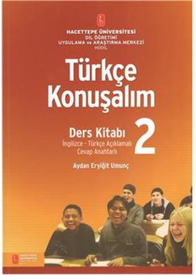 Türkçe Konuşalım Ders Kitabı 2
