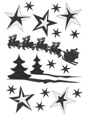 Herma Çocuk Etiketleri Noel Baba 6599