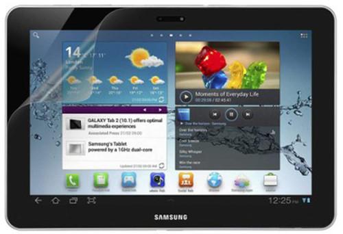 BodyShield Ekran Koruyucu Galaxy 10.1 Önyüz Şeffaf