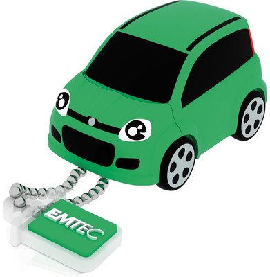 Emtec F102 Fiat Panda Yesil 8GB USB2.0 EMTF1038GB