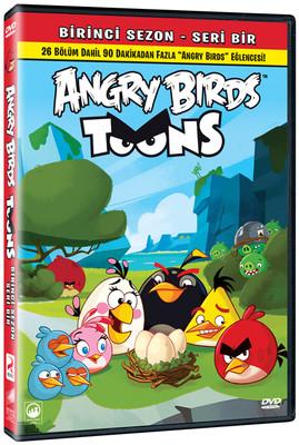 Angry Birds Sezon 1 Bölüm 1 (SER