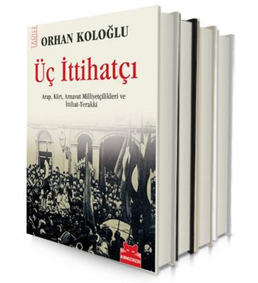 Jön Türkler Seti (4 Kitap Takım)