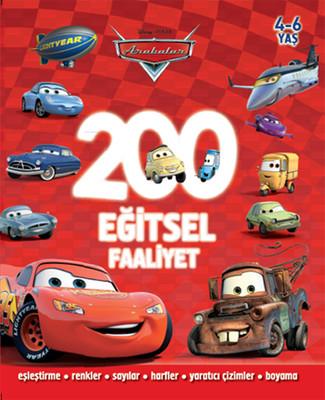 Disney Arabalar 200 Eğitsel Faaliyet