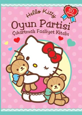 Hello Kitty Oyun Partisi