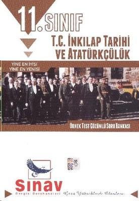11.Sınıf T.C. İnkılap Tarihi ve Atatürkçülük Örnek Test Çözümlü Soru Bankası
