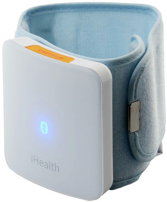 i-Health Bleutoothlu Bilekten Tansiyon Ölçer BP7