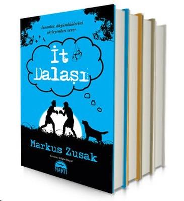 Markus Zusak Seti (4 Kitap Takım)
