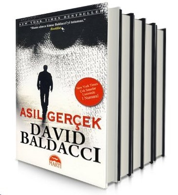 David Baldacci Seti (5 Kitap Takım)