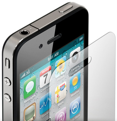 Sonorous Screen Protector For iPhone 4/4S Clear