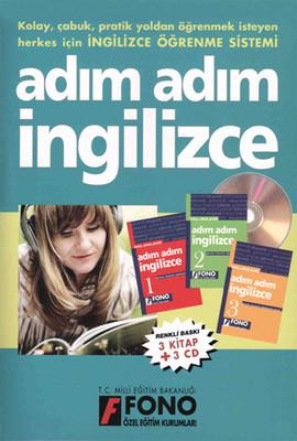 Adim Adim Ingilizce Cd'li 3 Kitap