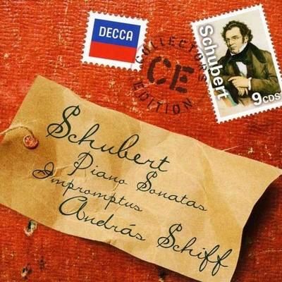 Schubert: Piano Sonatas, Impromptus