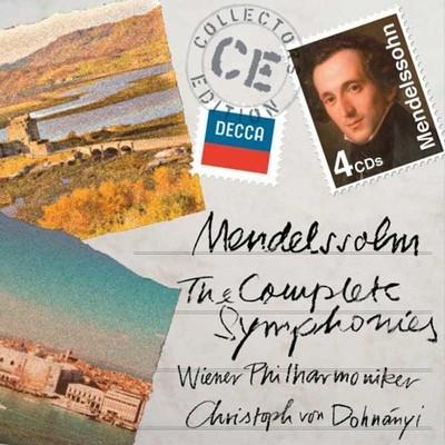 Mendelssohn: The Complete Symphonies [Wiener Philharmoniker]