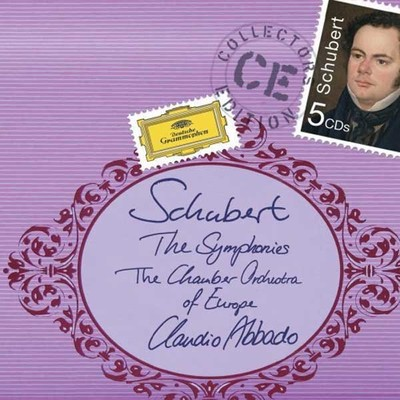 Schubert: The Symphonies [The Chamber Orchestra Of Europe]