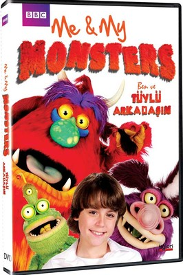 Me & My Monster Season 1 - Ben Ve Tüylü Arkadaşım