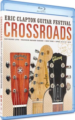 Crossroads Guitar Festival 2013 (Blu-Ray+Dvd)