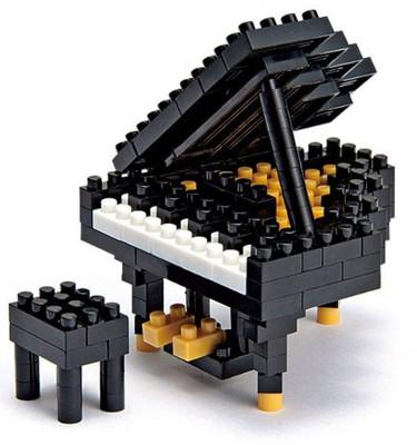 Nanoblock Grand Piano Nbc_017